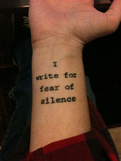 pen tattoo challenge 17 best ideas about typewriter font tattoo on pinterest