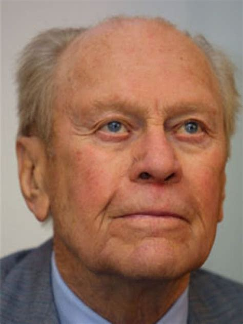 Gerald Ford The 38th President Dies At 93 by Former President Gerald Ford Dies At 93 Minnesota