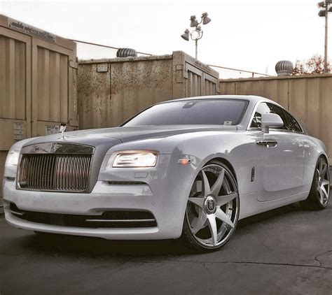 roll royce forgiato rolls royce wraith forgiato fissato ecl