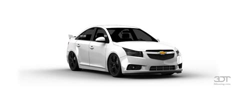 Spoiler Luxio With Lu Colour tuning chevrolet cruze 2011 accessories and spare parts for tuning chevrolet cruze 2011