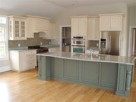 green and white kitchen cabinets kitchen green island traditional kitchens ideas pictures