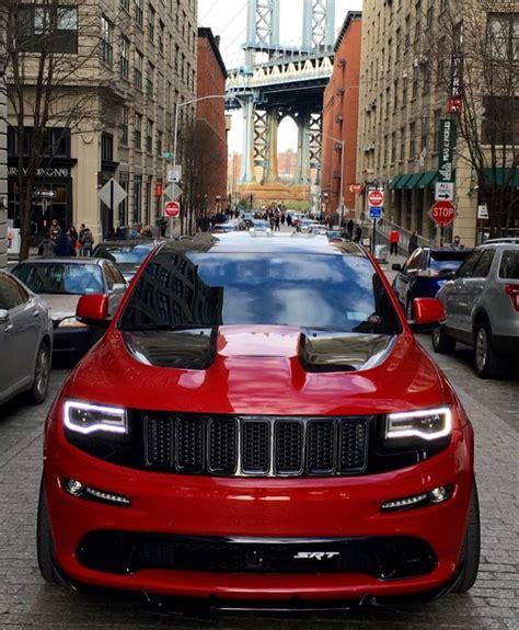 big jeep cars jeep grande cherokee srt big boy toys pinterest