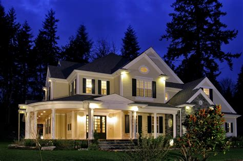 cool house lighting fairhaven homes