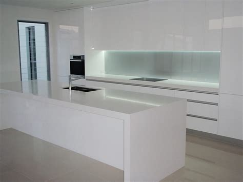 white bench tops 19 kitchen cabinets with glass on top modern kitchen