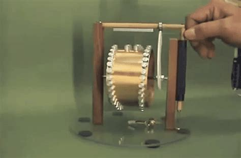 how to build a magnetic generator