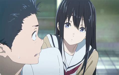 film anime koe no katachi le film anime a silent voice koe no katachi en trailer