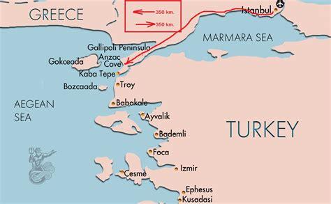a gallipoli gallipoli tour from istanbul