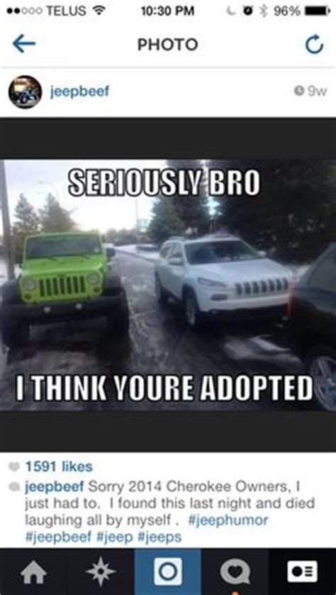 Funny Jeep Memes - funny jeep humor jeep pinterest