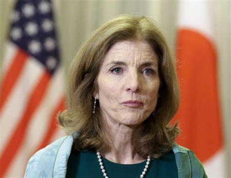 how is caroline kennedy watchdog us ambassador kennedy used email breitbart