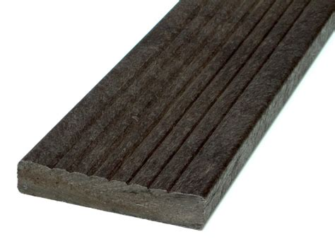 recycled mixed plastic lumber marine decking 150 x 27mm x 3 6m