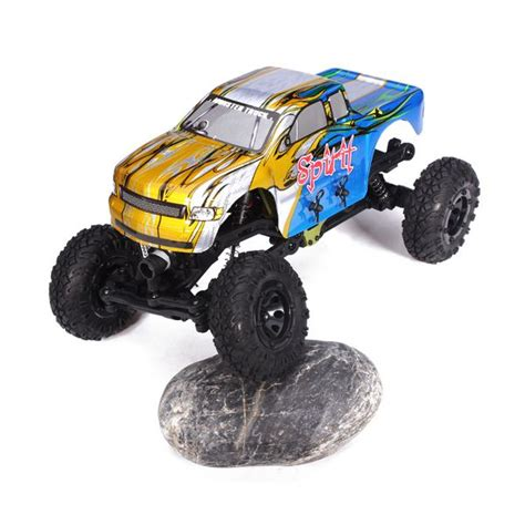 Wltoys A202 124 4wd Electric Road Buggy Metal hsp 94480 1 24 rc road mini climber crawler us 59 99