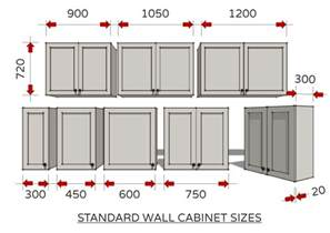 kitchen cabinet standard size standard dimensions for australian kitchens renomart