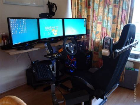pc gaming room guru3d rig of the month april 2010