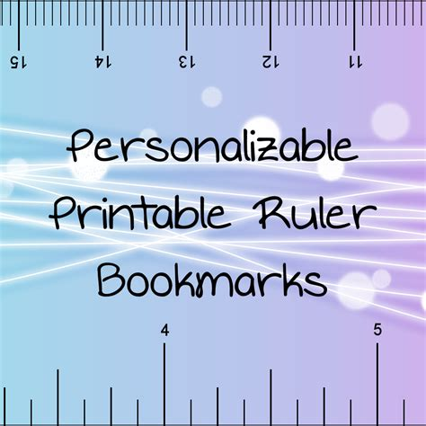 free printable cards 2018 free printable ruler
