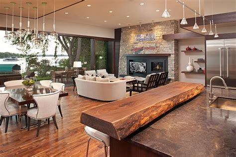 Dining Room Extension Table Gorgeous Views Of Lake Minnetonka From A Charismatic Residence