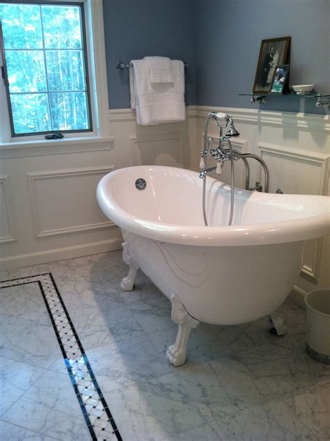 clawfoot tub for sale bathroom with bath blue