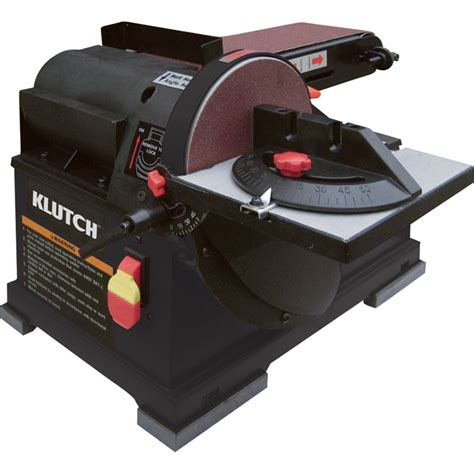 bench belt sander reviews product free shipping klutch benchtop belt disc sander