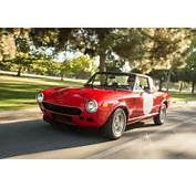 Collectible Classic 1968 1985 Fiat 124 Spider