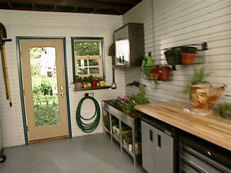 exterior door to garage installing a garage door how tos diy