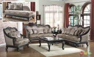 Traditional Living Room Sofas Traditional Formal Living Room Furniture Sofa Wood Frame