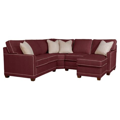 la z boy 593 kennedy sectional discount furniture at