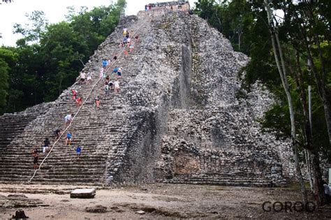 coba pyramid mexico my pictures from mexico 2014 pinterest pin tulum mayan ruins and the spring equinox on pinterest