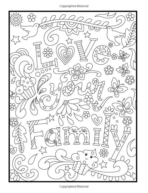 coloring book stress relief patterns inspirational words mandalas animals butterflies flowers motivational quotes books 17 best images about colouring pages on gel
