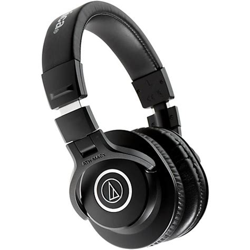 New Arrival Audio Technica Ath M40x Headphone Black Color Sse181 audio technica ath m40x closed back professional studio