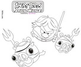 angry birds star wars coloring pages team colors