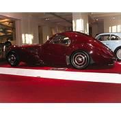 Bugatti Type 57SC Atlantic Coupe Side