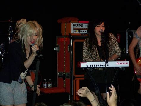 Rev Room Rock by Live Review The Veronicas The Revolution Room In