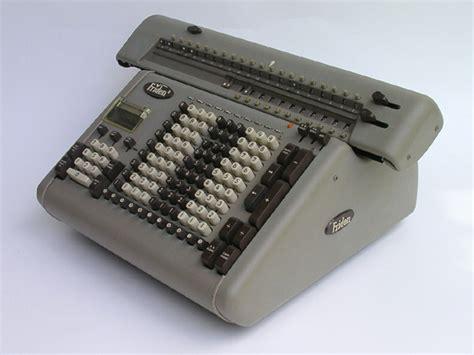 calculator btg rotary calculators friden srq