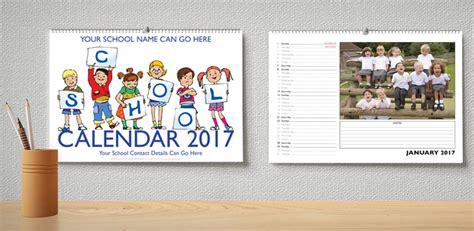 design school calendar landscape calendar design la
