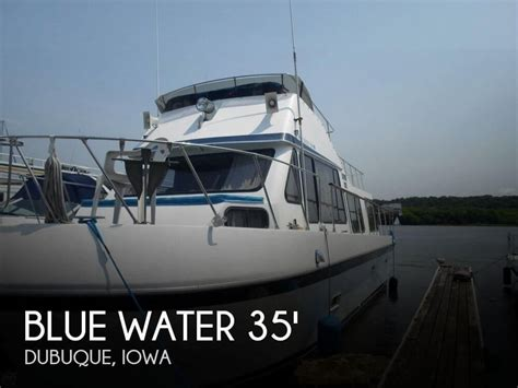 bluewater boats usa blue water boats 35 tri cabin 1978 for sale for 25 000