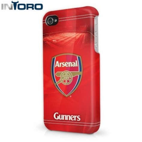 Casing Hardcase Hp Iphone 5 5s Arsenal Fc X4285 intoro skins arsenal fc iphone 5s 5