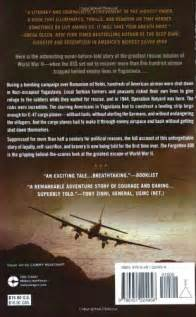 the forgotten 500 the untold story of the men who risked