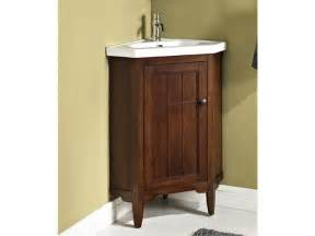 Easy to install corner vanity for small bathroom ? Mike