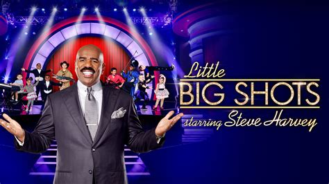 Home Design Tv Shows Australia by Steve Harvey S Little Big Shots Looking For Kids Auditions