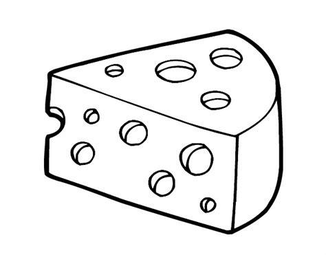 imagenes para pintar queso dibujo de queso gruyer pintado por en dibujos net el d 237 a