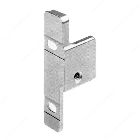 Brackets For Drawers by Standard Drawer Front Fixing Bracket For Metabox N