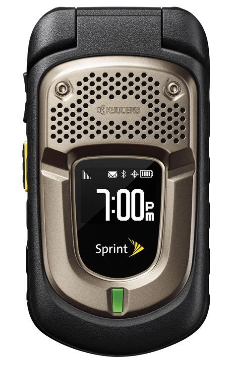 Sprint Phone Lookup Sprint Releases Kyocera Duraxt Rugged Push To Talk Phone