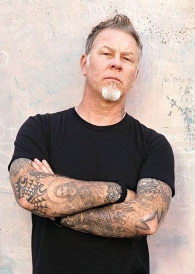 ♥2016♥ *-* | ♥My love Metallica and Mr Hetfield ... James Hetfield Tattoos 2017