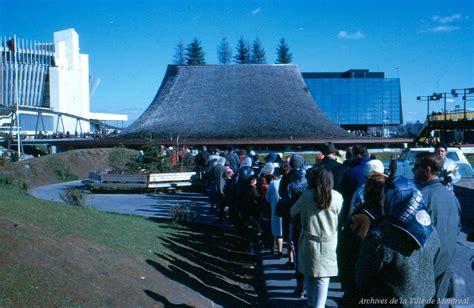 pavillon y pavillon des provinces de l ouest 1967 archives de la