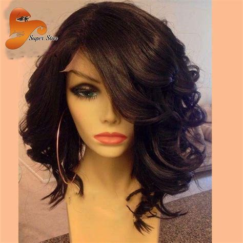 wet and wavy wigs for black women wet wavy brazilian full lace human hair wigs for black