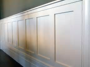How To Wainscot A Room Barn Style Wainscoting