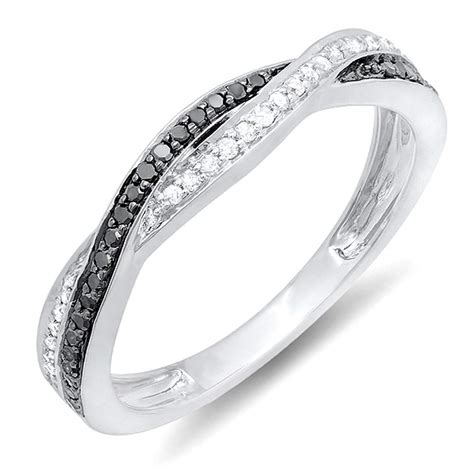 wedding band that goes around engagement ring glamorous