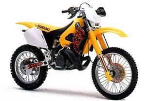 1997 Suzuki Rm250 Suzuki Models 1997 Page 3