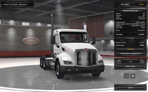 buying  truck truck dealers american truck simulator game guide gamepressurecom