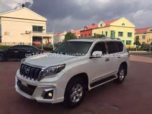 Car Rental Dubai Prado 2016 Toyota Prado 3 0l Vx Bison Turbo Diesel Automatic New