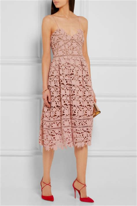 Azalea Dress dress from self portrait available for 350 at net a